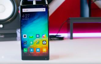 Xiaomi может представить свой новый безрамочный телефон за день до события Apple